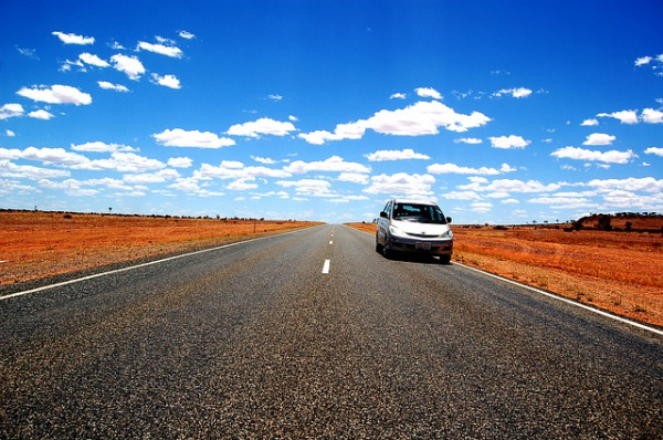 La notifica della multa con auto a noleggio