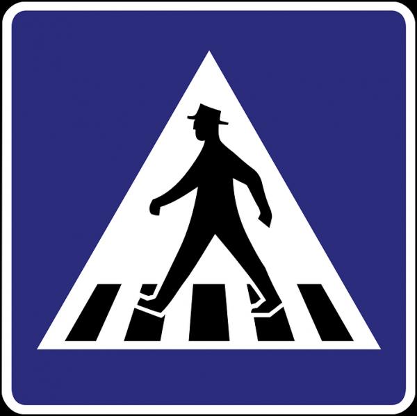 Segnali stradali quadrati: cosa indicano?