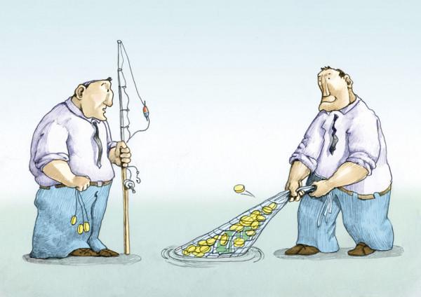 Senza soldi per vivere: che fare?