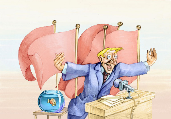 Il venir meno della corrispondenza tra eletti ed elettori