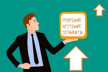 Pensione supplementare gestione separata, requisiti
