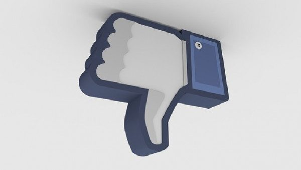 Facebook verso l'addio?