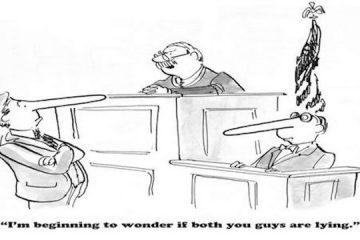 Scambio di testimonianza: è possibile?
