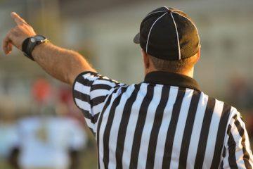 Corrompere un arbitro è reato?