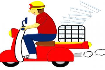 Riders e consegna cibo a domicilio: è sicuro?