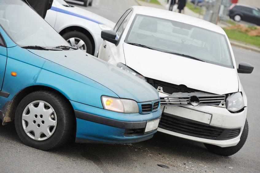 Concorso di colpa per incidente stradale