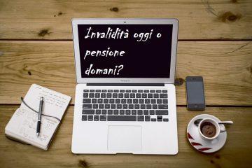 Assegno d'invalidità e pensione anticipata