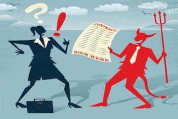 Preventivo dell'avvocato: quali conseguenze?