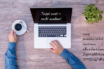 Quanto costa avviare un'attività professionale