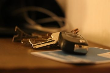 Furto auto per chiavi smarrite o inserite