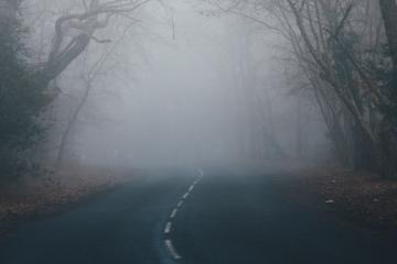 Pedone attraversa la strada con nebbia: di chi è la colpa?