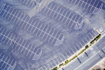 Come si parcheggia a pettine