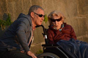 Domanda accompagnamento per anziani
