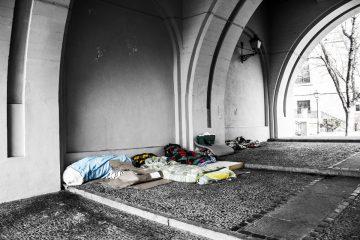 Aiuti per i senzatetto