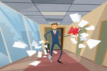Offese tra colleghi davanti ai clienti: conseguenze