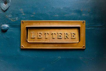 È obbligatorio il nome sulla cassetta della posta?