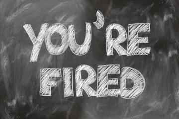 Licenziamento nell'apprendistato