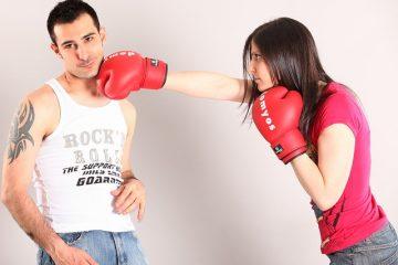 Come allontanare un marito violento da casa