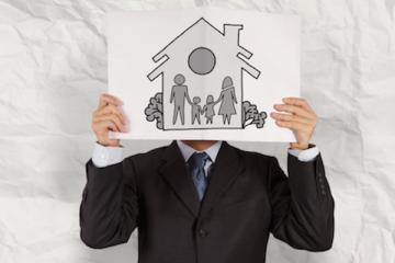 Comunione dei beni: casa comprata dal marito è anche della moglie?