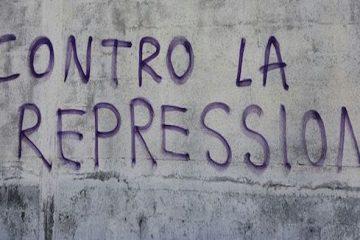 Spray e scritte sui muri di un palazzo: è reato?