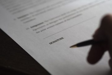 La firma mancante annulla il contratto?