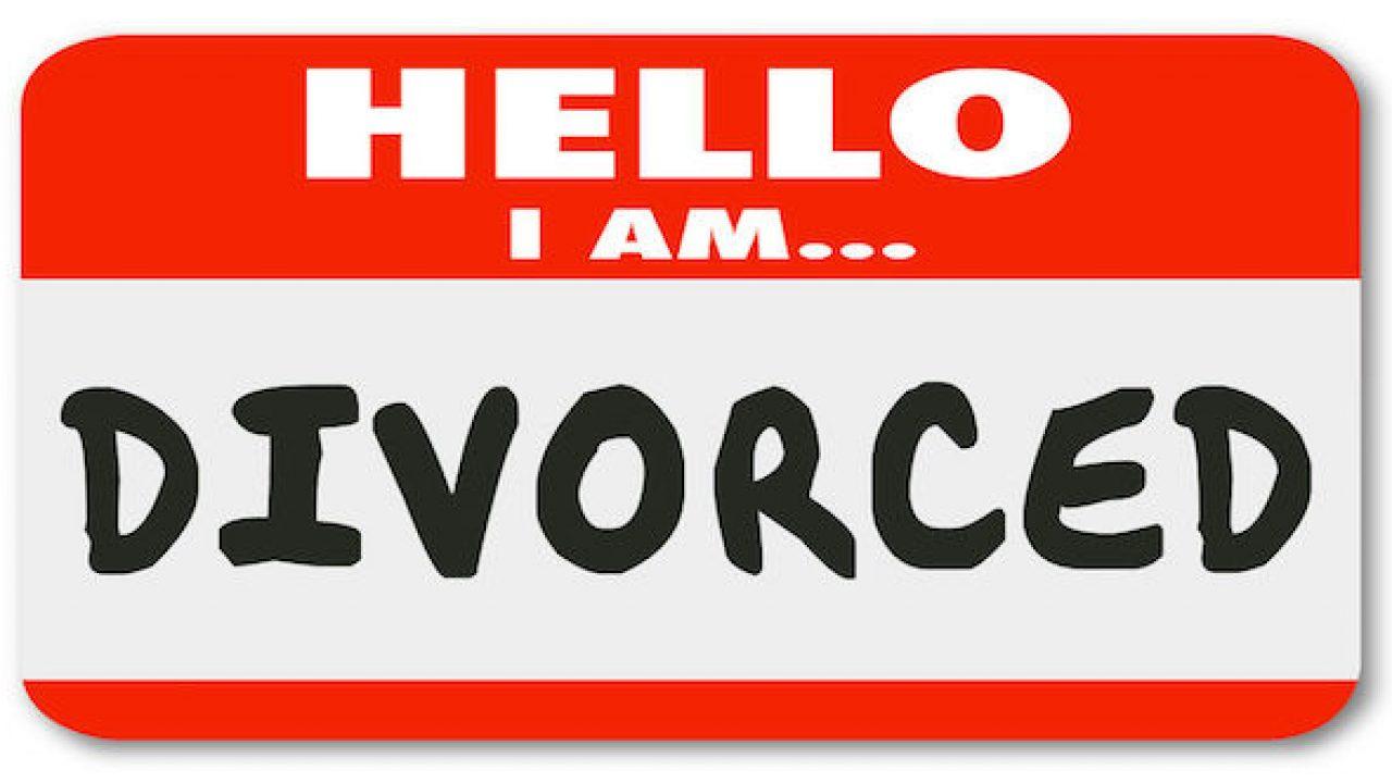 risalente a un recente divorzio maschio