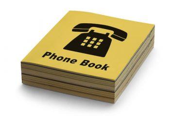 Elenco telefonico con errore su nome o numero: c'è risarcimento?