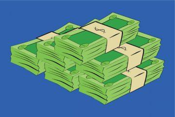 Andare in giro con molti contanti: cosa rischio?