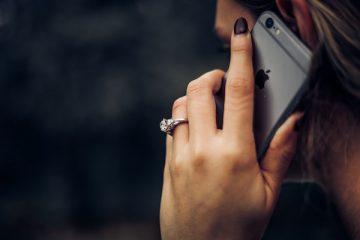 Telefonate mute: è reato?