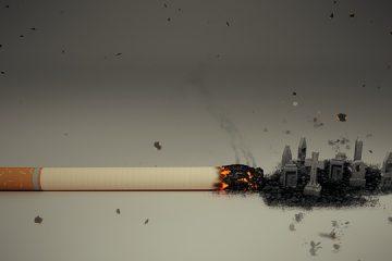 Il fumo provoca il cancro ai polmoni?