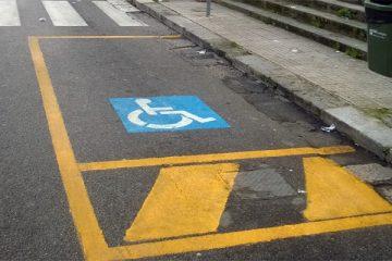 Disabili: diritto al parcheggio se le strisce gialle sono occupate