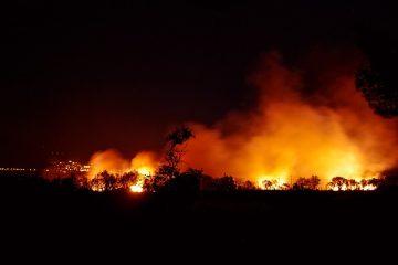 Incendio colposo e doloso: responsabilità per il danneggiamento