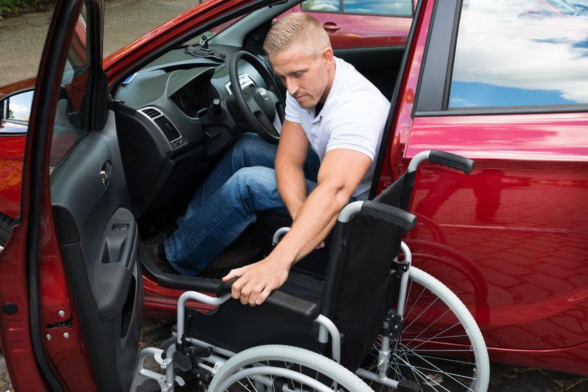 Esenzione bollo auto per disabili
