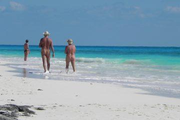 Il naturismo in spiaggia è vietato?