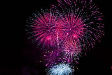 Fuochi d'artificio: quando è reato?
