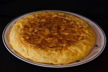 La ricetta della tortilla spagnola