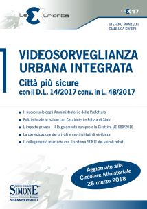 Videosorveglianza Urbana Integrata