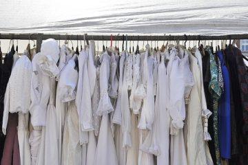 Donazione abiti usati