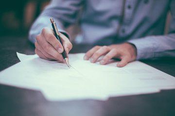 Come scrivere una lettera legale