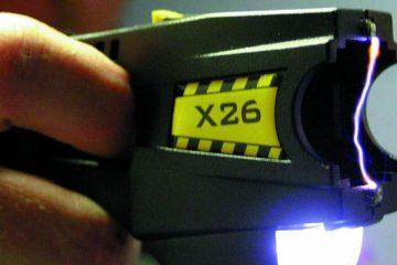 Pistola elettrica: la polizia italiana può usare il taser?