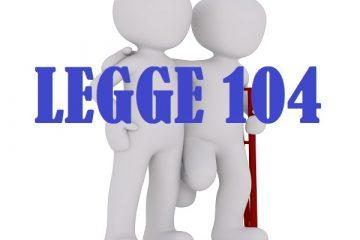 Congedo straordinario legge 104