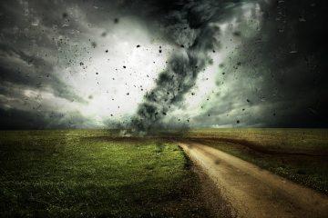 Le forti raffiche di vento sono un caso fortuito?