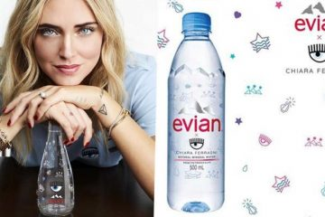 Chiara Ferragni e l'acqua minerale a 8 euro: è legale?