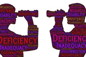 Bassa autostima: sintomi e cura