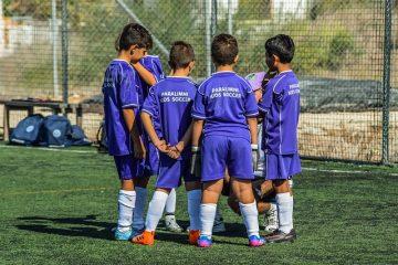Calcio per bambini: fa bene?