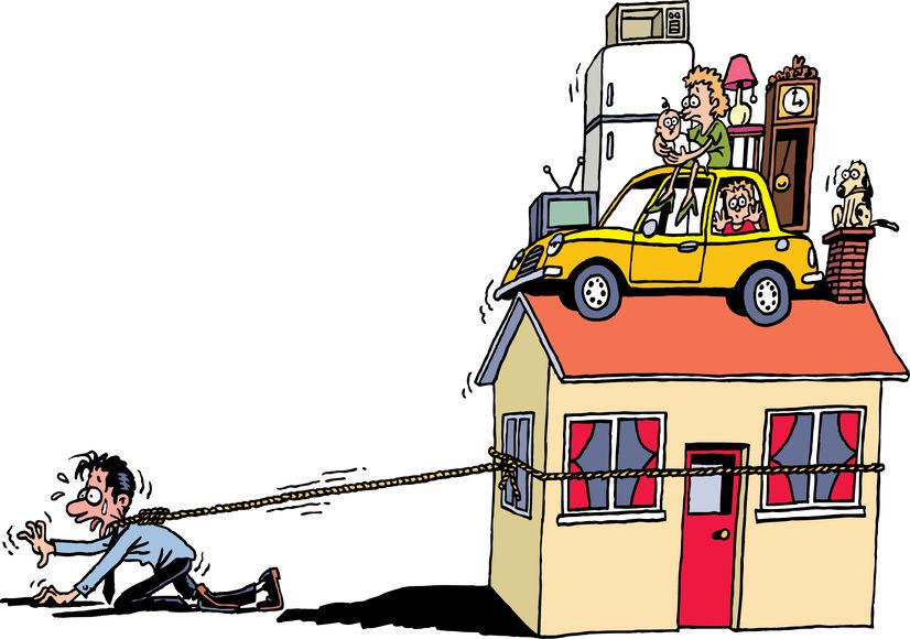 pignoramento prima casa, la separazione dei beni protegge dai creditori?