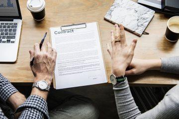 Come scrivere un contratto di lavoro