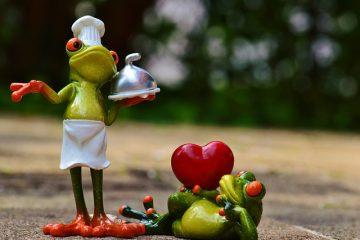 Chi sa cucinare sa fare bene l'amore