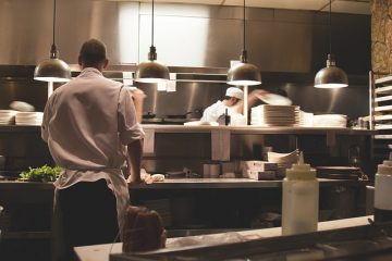Come si organizza una cucina di un ristorante