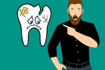 Risarcimento per un dente rotto